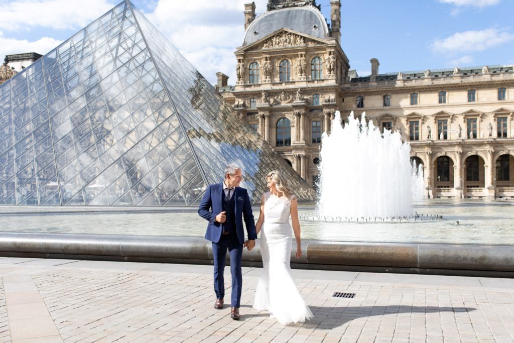 elopement wedding in paris planner