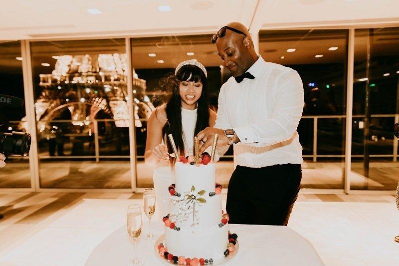organising a surprise wedding